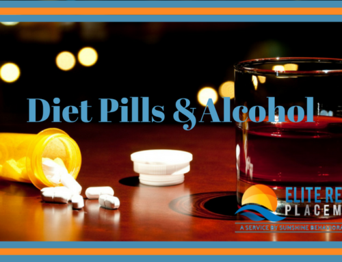 Alcohol and Diet Pills: A Lethal Mix