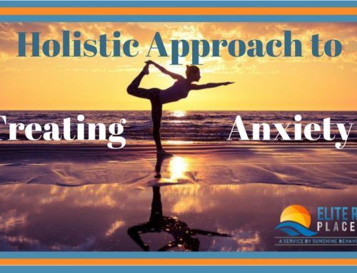A Holistic Approach to Treating Anxiety