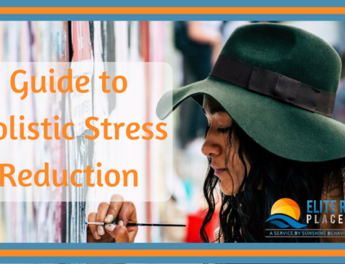 A 5 Step Guide to Holistic Stress Reduction