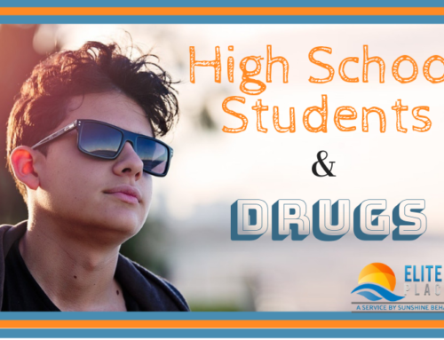 What Percentage of High School Students Use Drugs?