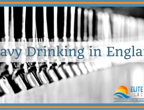 Heavy Drinking  in England