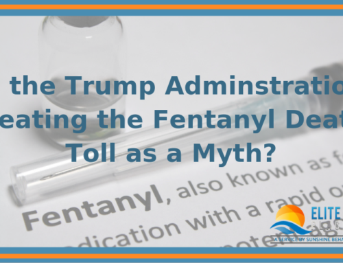 Is the Trump Adminstration treating the Fentanyl Death Toll as a Myth?