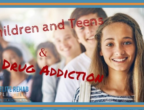 Drug Addiction Among Children and Teens