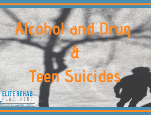 How Alcohol and Drug Use Contribute to the Prevalence of Teen Suicides